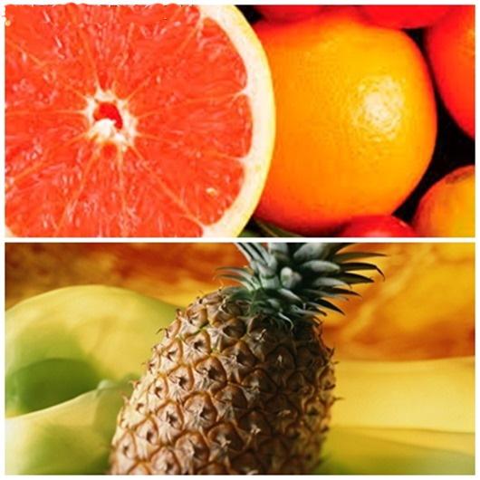 Миф: Сжигает ли жиры ананас и грейпфрут? здоровье,питание,полезные продукты