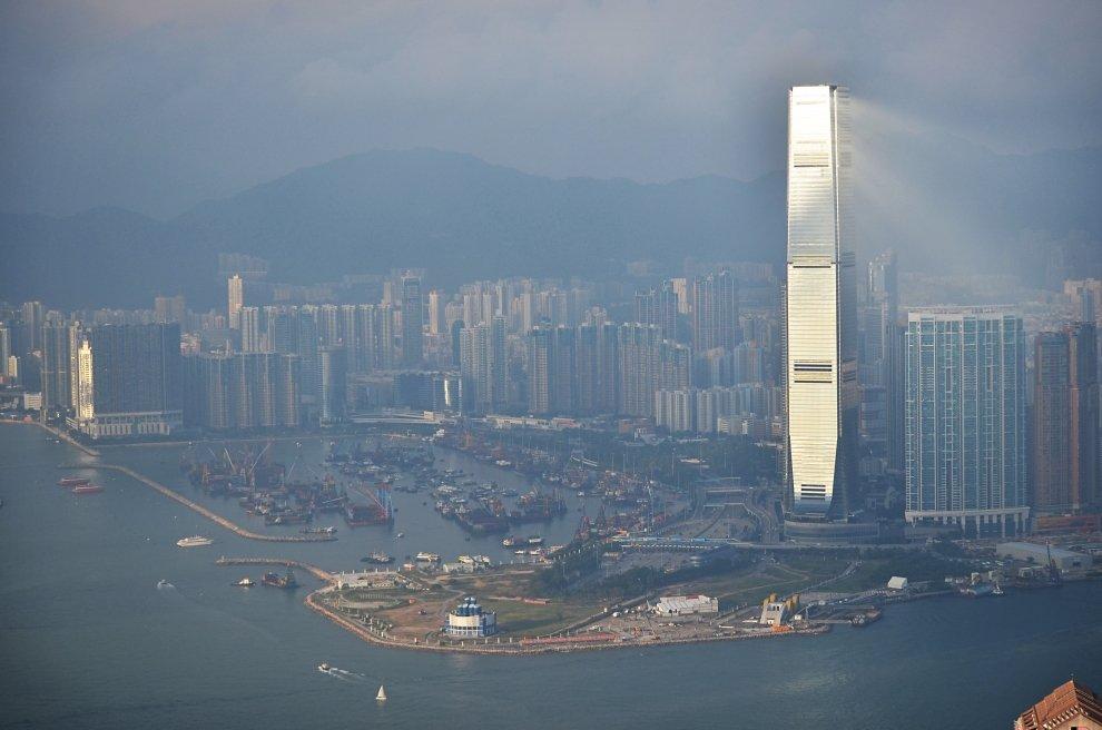 Высотный Гонконг
