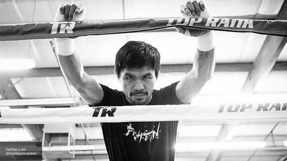 «Я готов драться с ним»: Пакьяо вызвал на бой-реванш Мейвезера