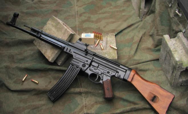 Оружие элитных частей Рейха. Арсенал солдат отличался от остальной армии Культура