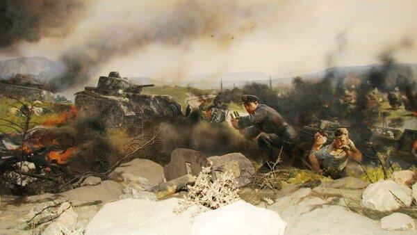 Адский бой у стен Севастополя. Фашисты мстили даже погибшим