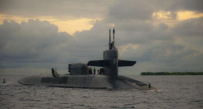 ВМС США приняли на вооружени…
