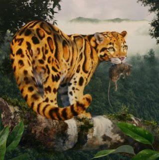 Животные и пейзажи дикого ми…