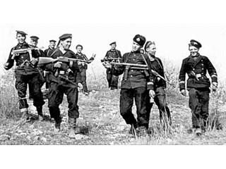 Русская морская пехота: «Там, где мы, там — победа»