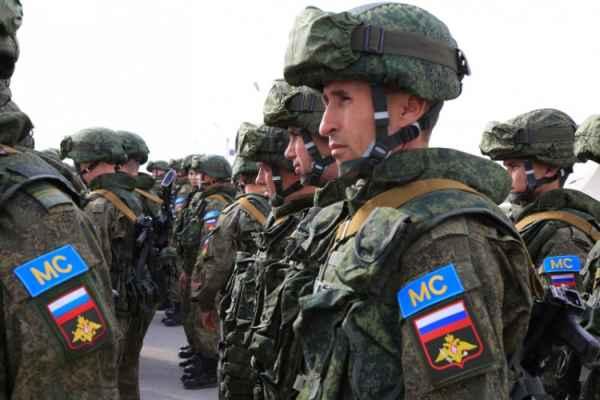 В Киеве прозрели и со страхом ждут российских миротворцев