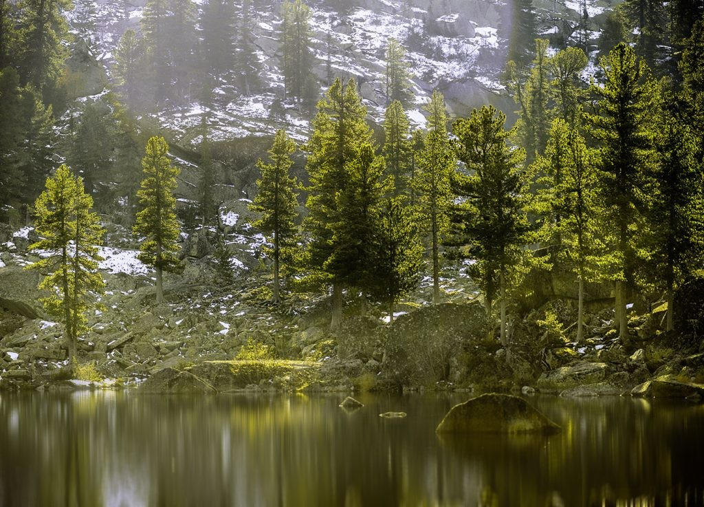 Пейзаж пруд фото вспоминали