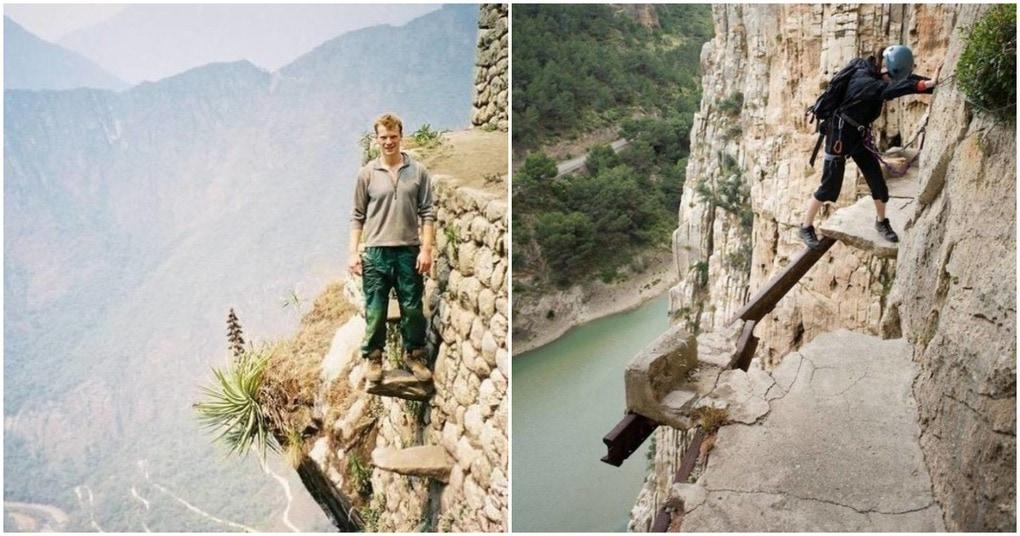 10 самых опасных мест в мире, которые посещают туристы, рискуя своей жизнью
