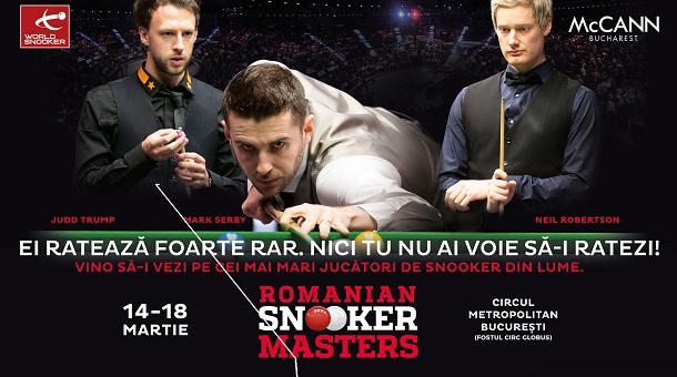Romanian Masters 2018. Финал