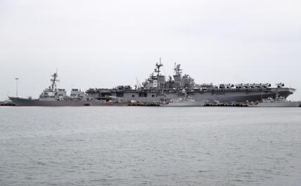 Да ты кто такой, «Джон Маккейн»? Китайская «джонка» прогнала эсминец США геополитика