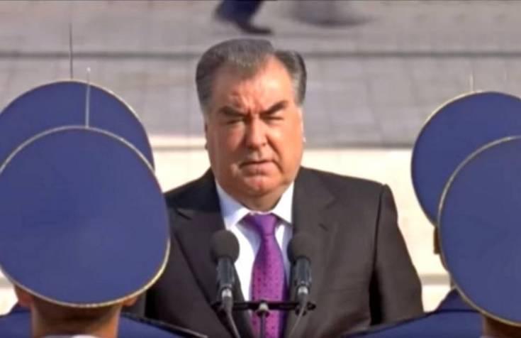 Президент Таджикистана устроил допрос с пристрастием сотруднику таможни