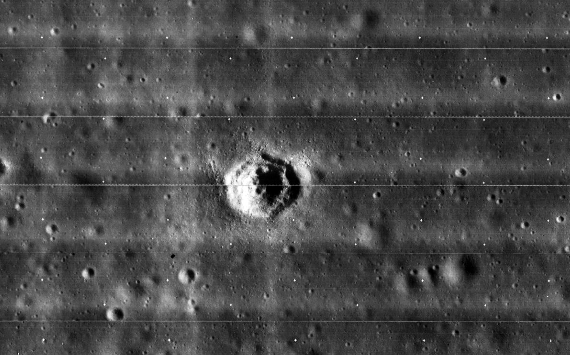 На старом фото Луны нашли ра…