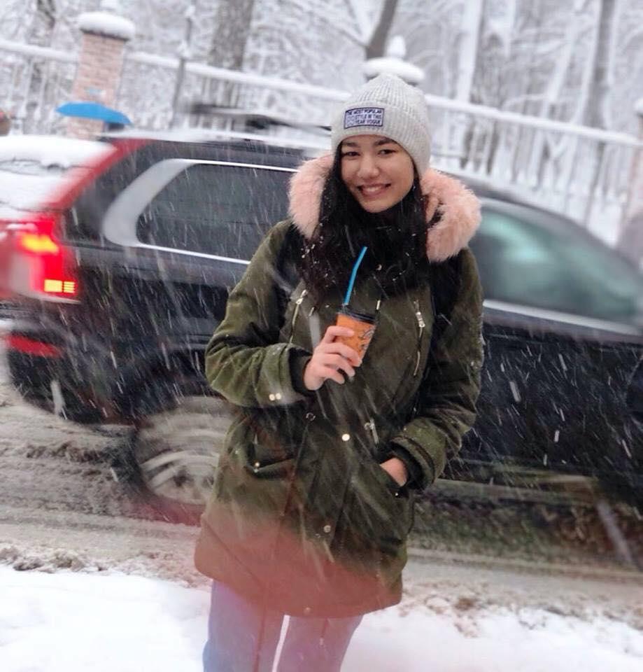 Туркменская студентка погибла, бросившись с киевского моста, после отказа продлить ей вид на жительство в Украине