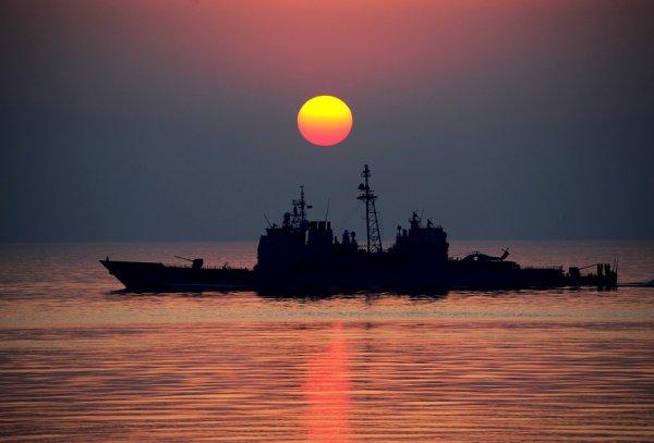 """""""Россия вытеснит наши корабл…"""