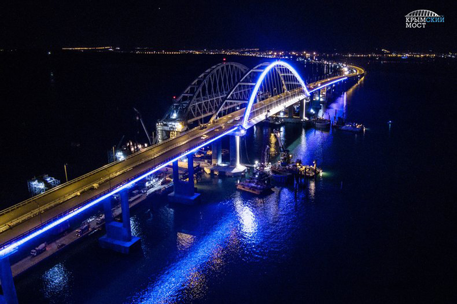 О самом провальном испытании Крымского моста