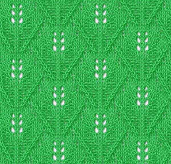 Красивые ажурные узоры вязания. Как подшить джинсы с сохранением заводского шва