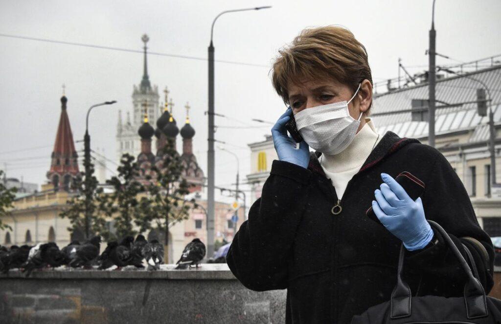 Финские журналисты проанализировали реальное влияние пандемии на россиян