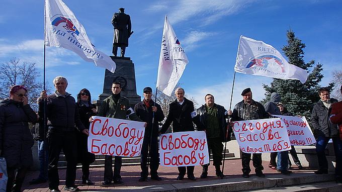 Путина просят вмешаться в дело о тюремном заключении героя Русской весны