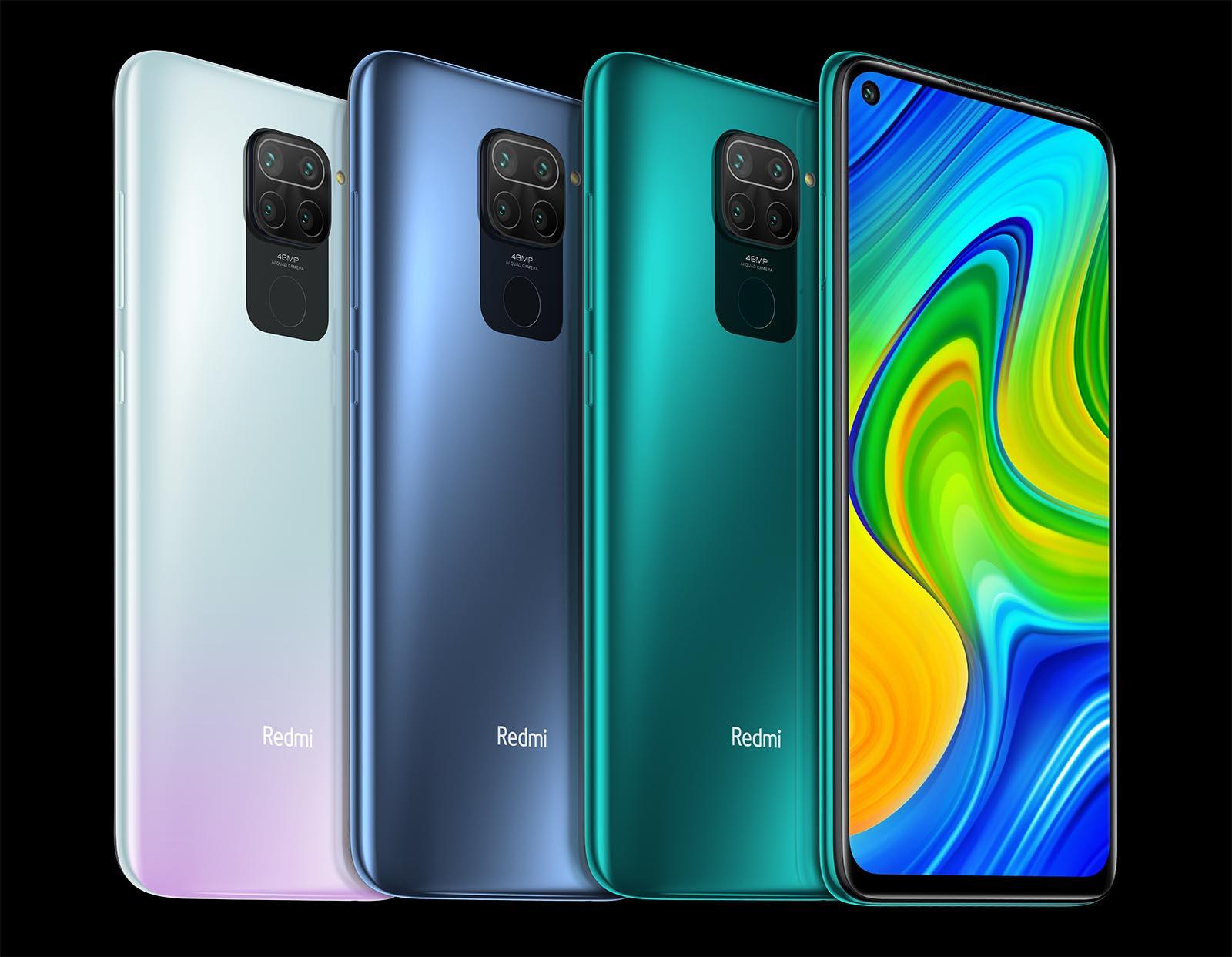 Xiaomi объявила цены на линейку новых смартфонов в России