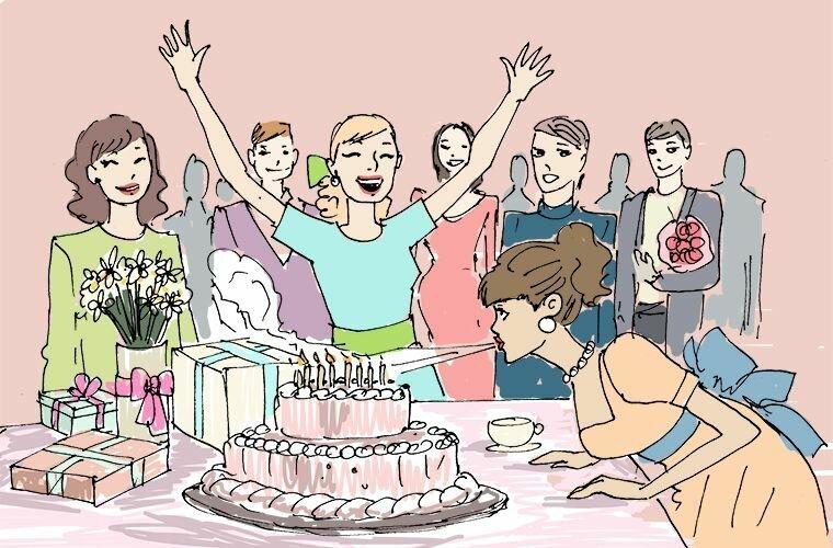 День рождения в мире, жизнь, иностранцы, люди, мнение, праздник, привычка, россия