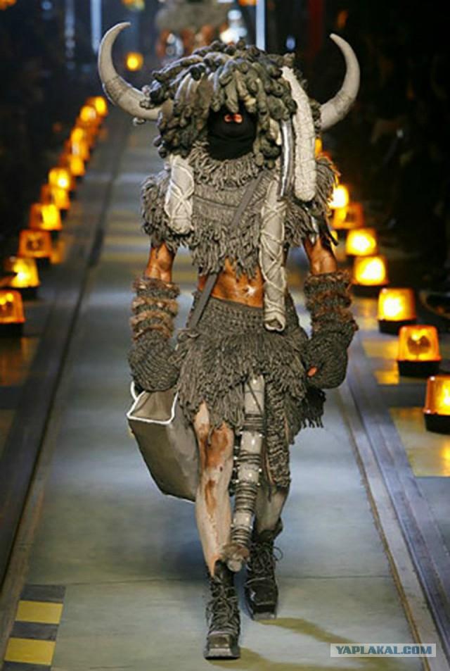 Полный Ахтунг или Неделя Высокой моды в Лондоне. 18+