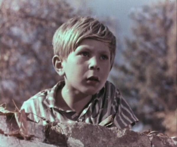 """Как сложилась судьба мальчишки сыгравшего главную роль в """"Сказке о потерянном времени""""."""