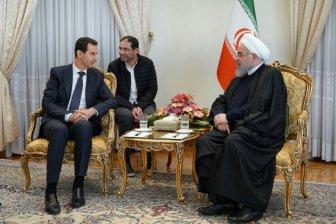 Дует ветер перемен: Башар Асад приехал в Тегеран