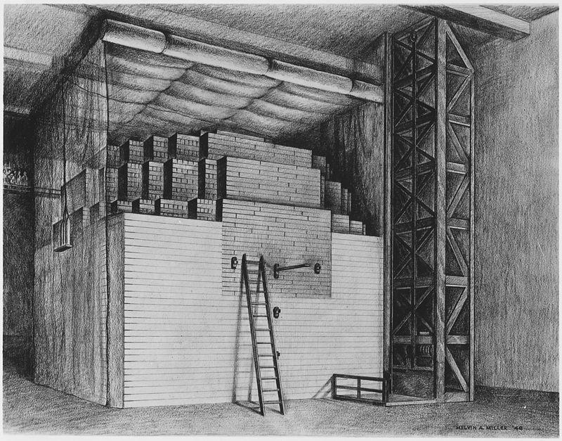 Ядерный реактор под футбольным полем история,оружие,США,ядерный реактор