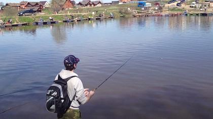 1044. Рыбалка в Савельево