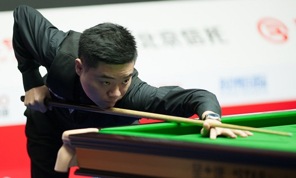 Видео второго дня China Open 2017