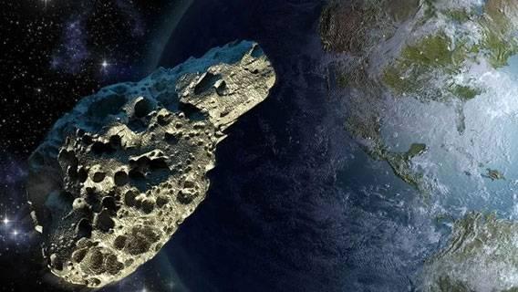 Китайские ученые предлагают отклонять курс астероидов с помощью ракет ИноСМИ