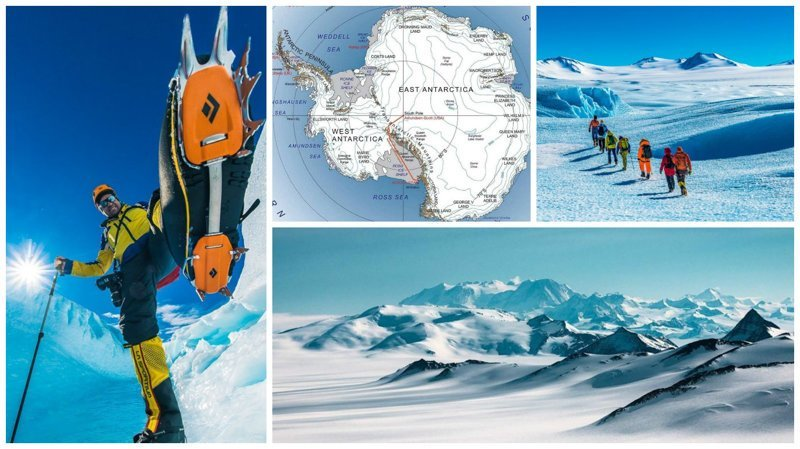 Антарктида: реальное путешес…