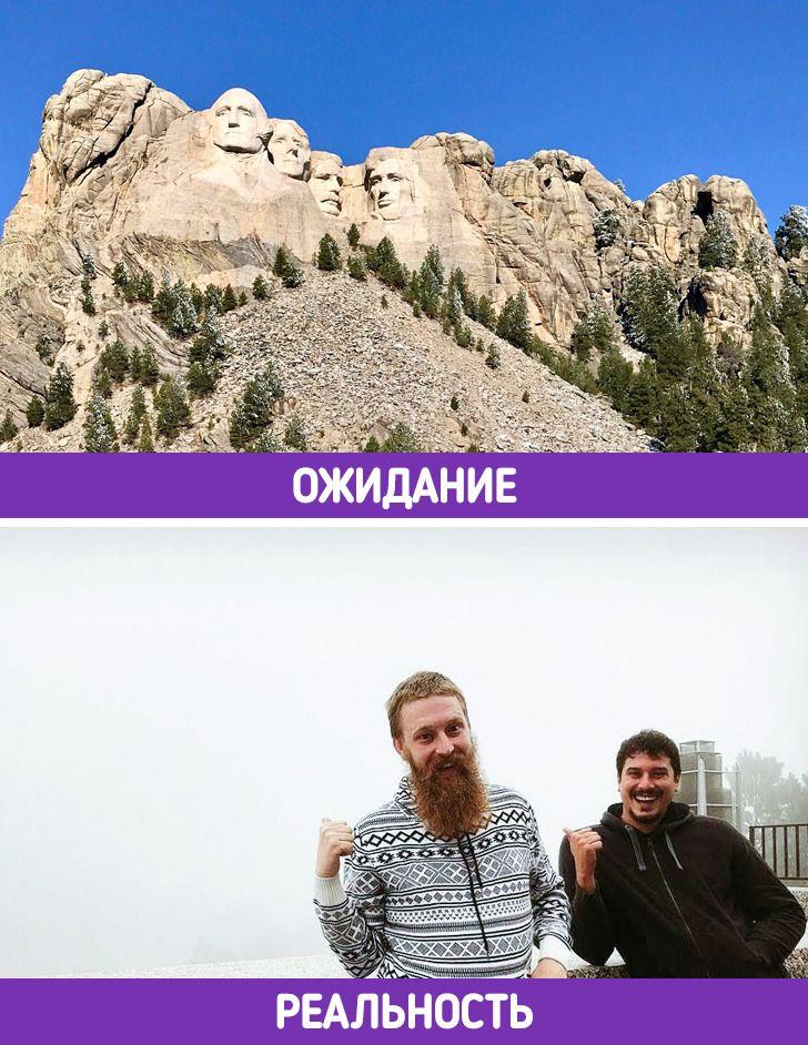 Что такое «не везёт»: 17 путешественников, которые хотели сделать снимок мечты, но что-то пошло не так не везет,облом,провал,юмор