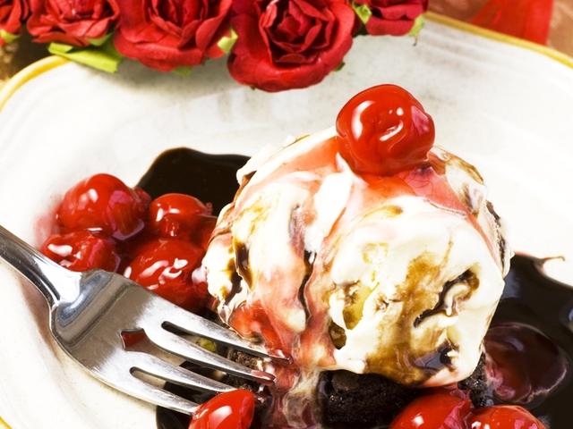 Топ-5 десертов на День святого Валентина вкусные новости,десерты,кулинария,рецепты,сладкая выпечка