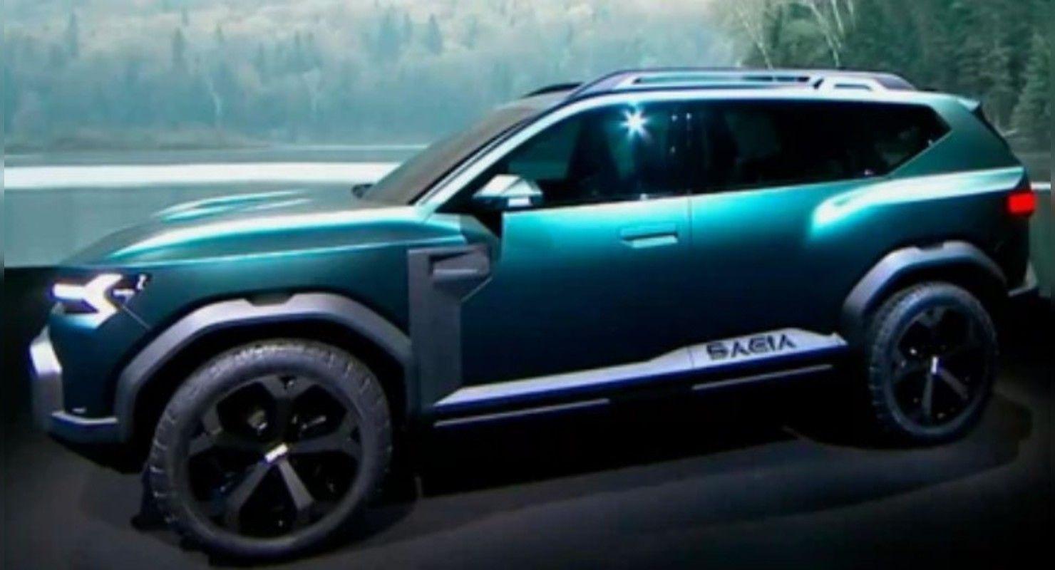 Компания Dacia планирует выпустить три новых модели к 2025 году Автомобили