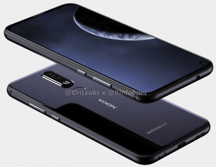 Смартфон Nokia X71 «засветился» в бенчмарке с процессором Snapdragon 660 новости