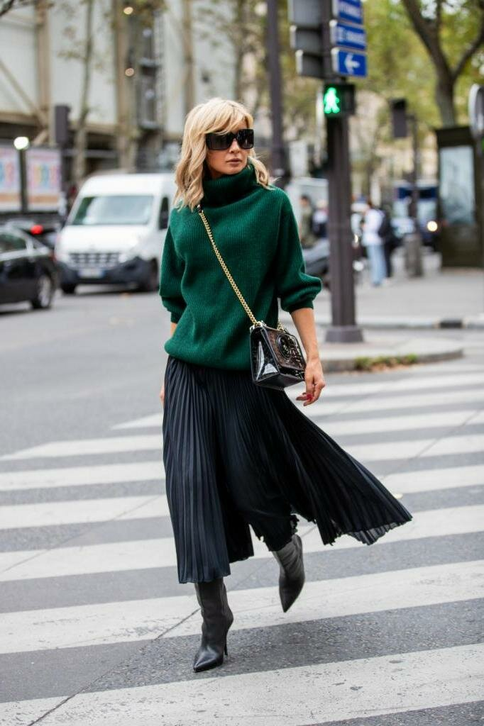 Почему женщине полезно носить юбки и платья мода и красота,одежда и аксессуары,психология