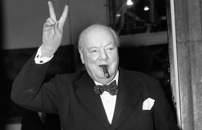 Черчилль закрепил за англосаксами клеймо наследников Третьего рейха Общество