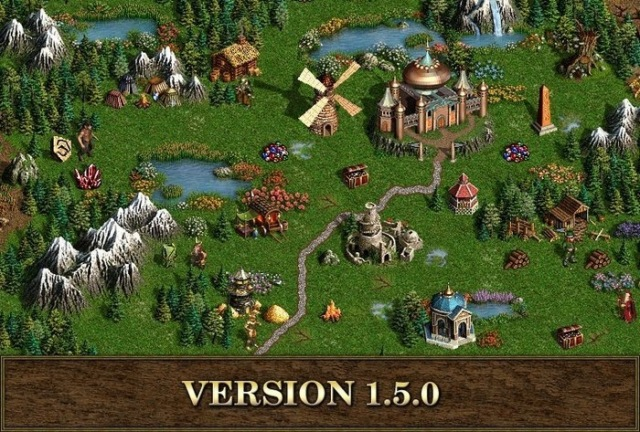 Вышел новый патч для Heroes of might and magic 3: Horn of the Abyss