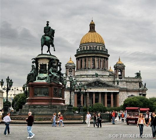 Семь заблуждений о Санкт - Петербурге...