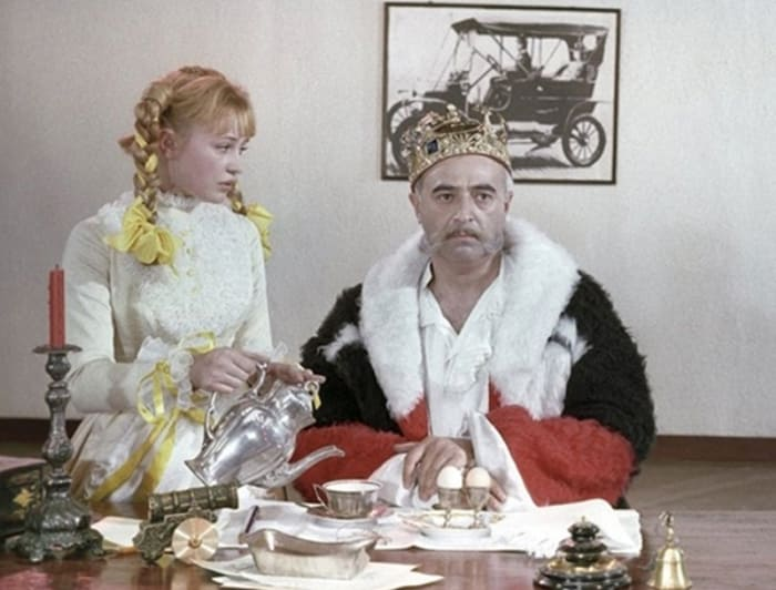 Кадр из фильма *Старая, старая сказка*, 1968   Фото: aif.ru