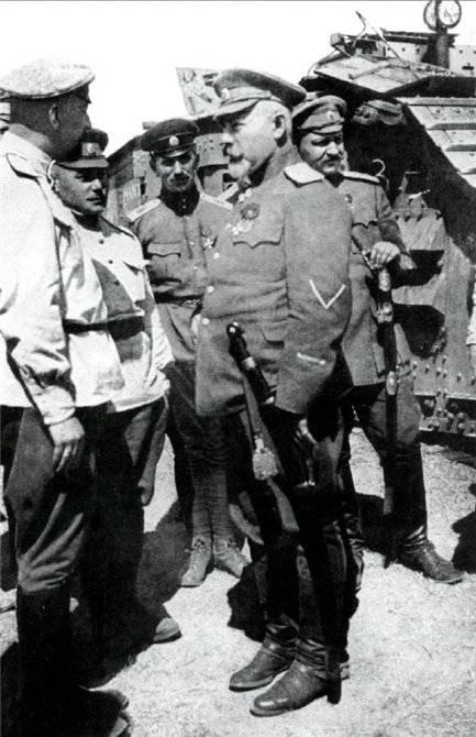 На Царицын! Первая танковая атака Гражданской войны