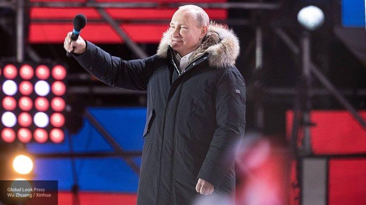 Владимир Путин назвал главну…