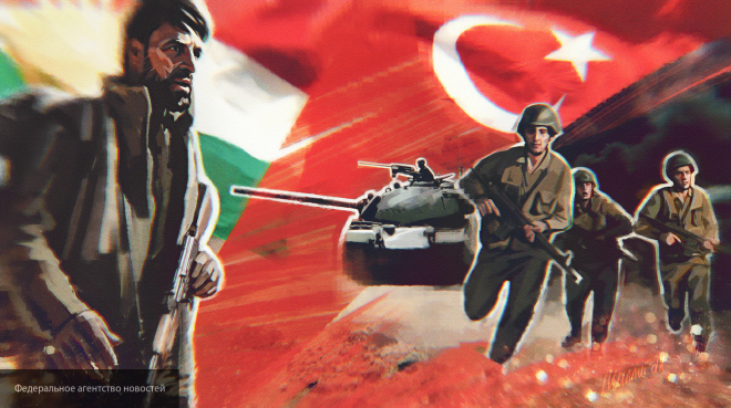 СМИ сообщают о договоренности курдов с Дамаском о вводе войск в Африн