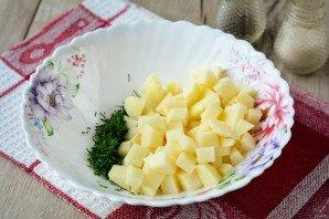 Татарские пирожки с картошкой - фото шаг 6