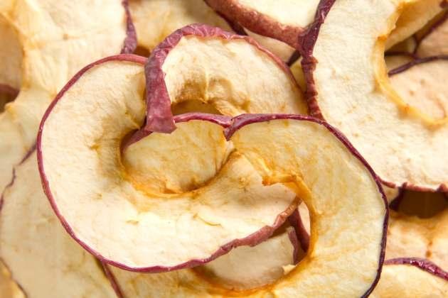 Яблоки: генеральная сушка