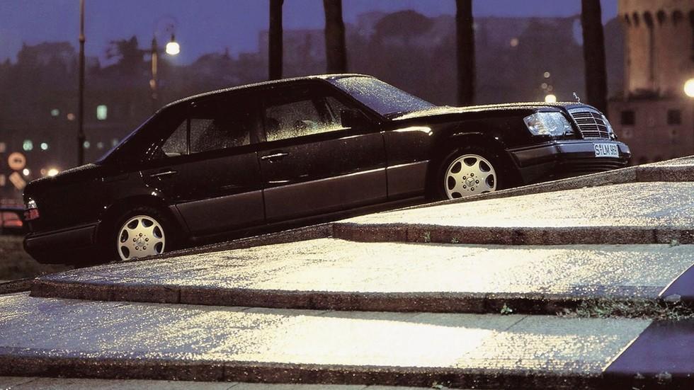 Mercedes-Benz E 320 (W124) '07.1993–08.1995