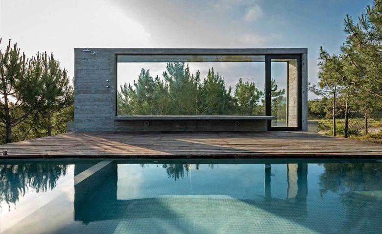 Потрясающая резиденция с бассейном на крыше и видом на океан