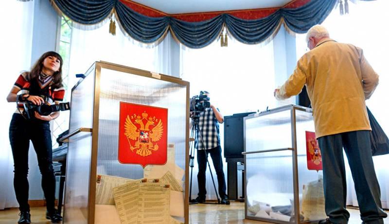 Украина срывает выборы президента России