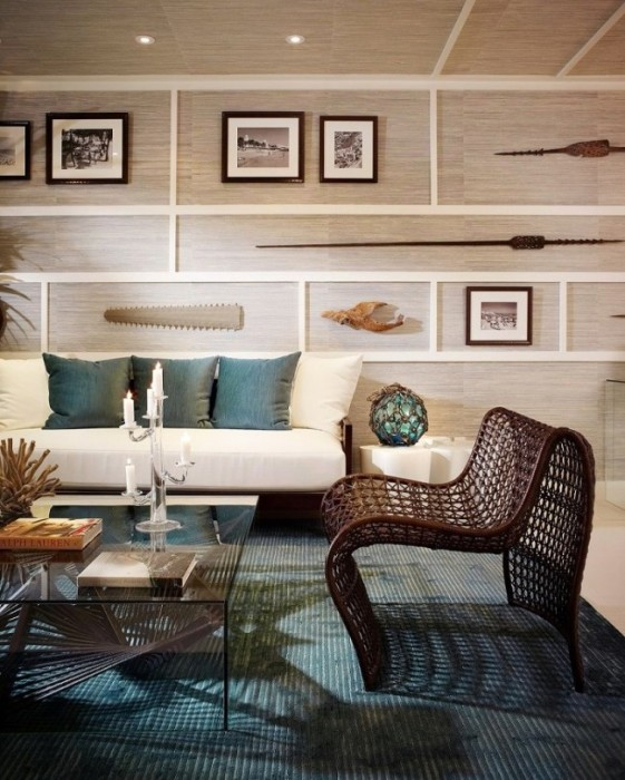 Из всех бамбуковых изделий обои пользуются особенной популярностью.