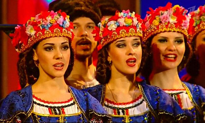 Иностранцев восхитила реакция зала и мощь русской народной мелодии